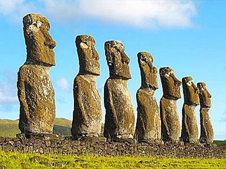 Хроники Акаши об острове Пасхи