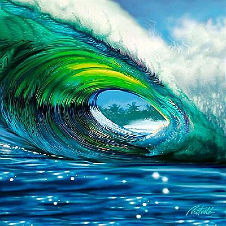 стихия воды картинка