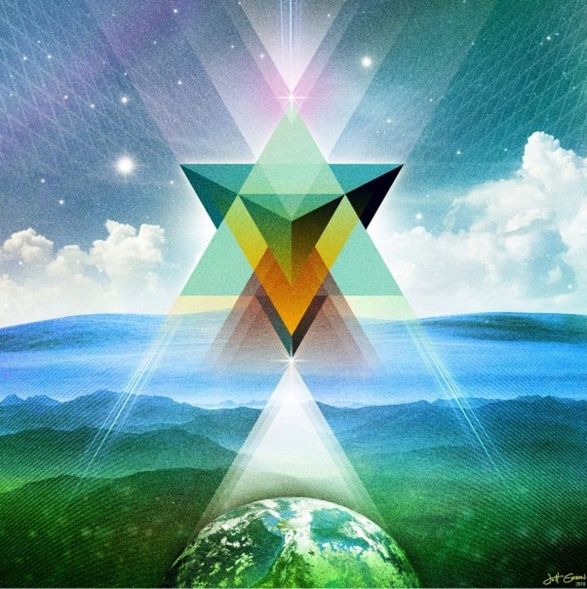 Земные Хроники Акаши новый источник мудрости