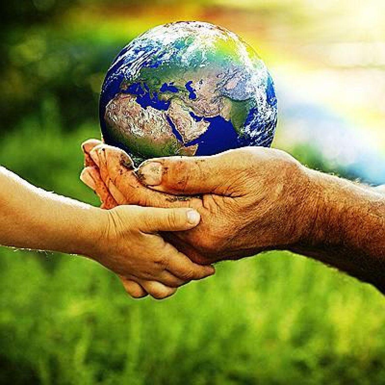 Мать Земля о родстве с людьми